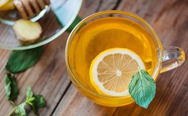 Top five benefits of herbal tea