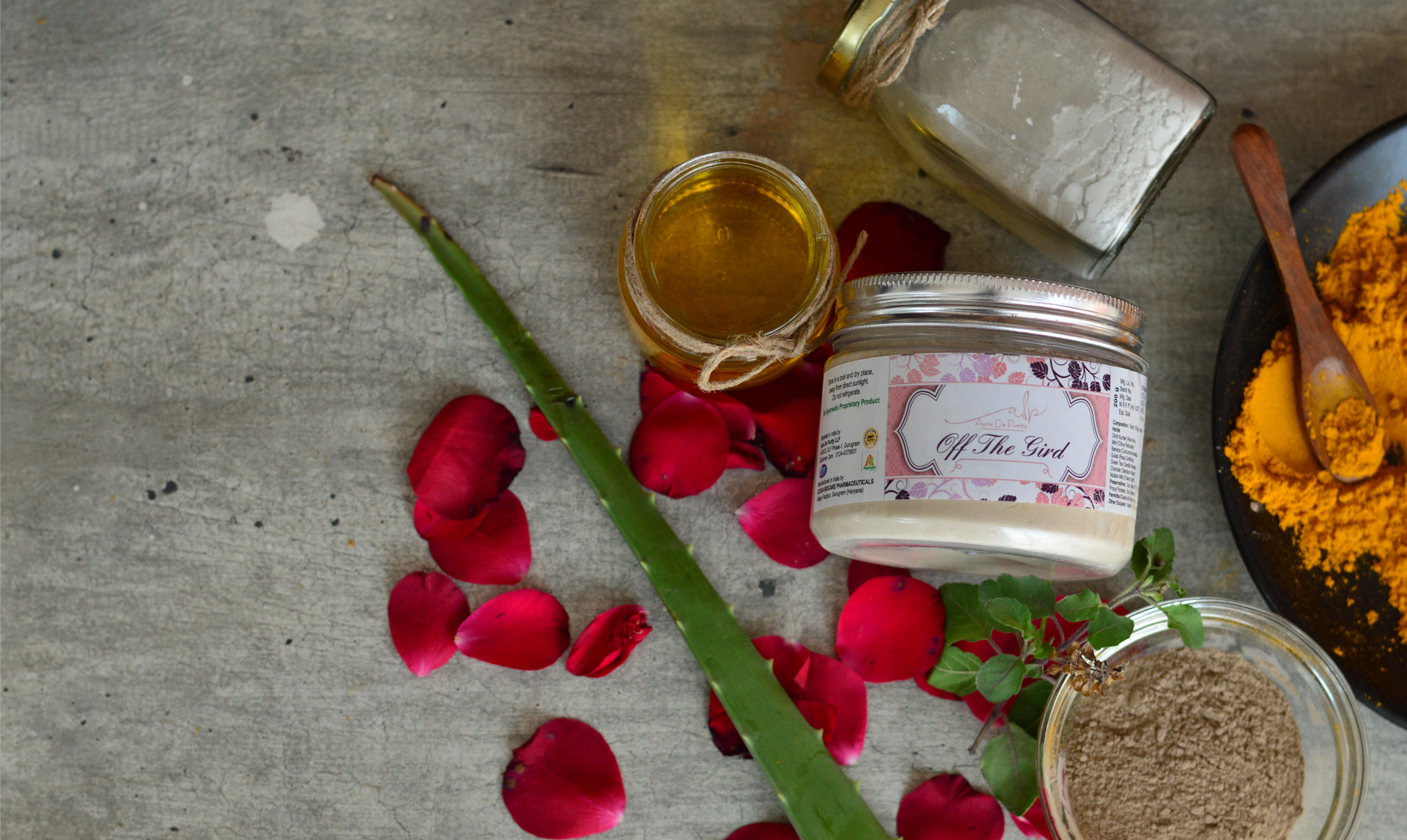 Buy Herbal Beauty Products Online