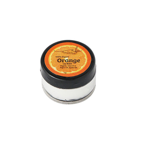Buy Orange Flavor Lip Balm