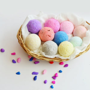 Buy Set of 9 Bath Bombs Online