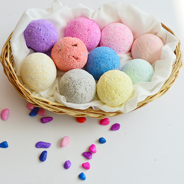 Set of 10 Bath Bombs
