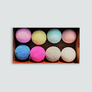 Buy Set of 8 Bath Bombs Online
