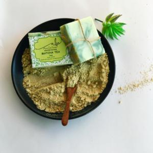 Buy Matcha Tea Organic Soap