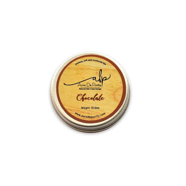 Chocolate Organic Lip Balms